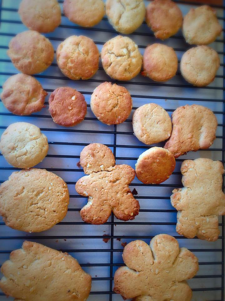 Cream Cheese Cookies with Macadamia Nuts |THE ULTIMATE CHIC - Beauty ...